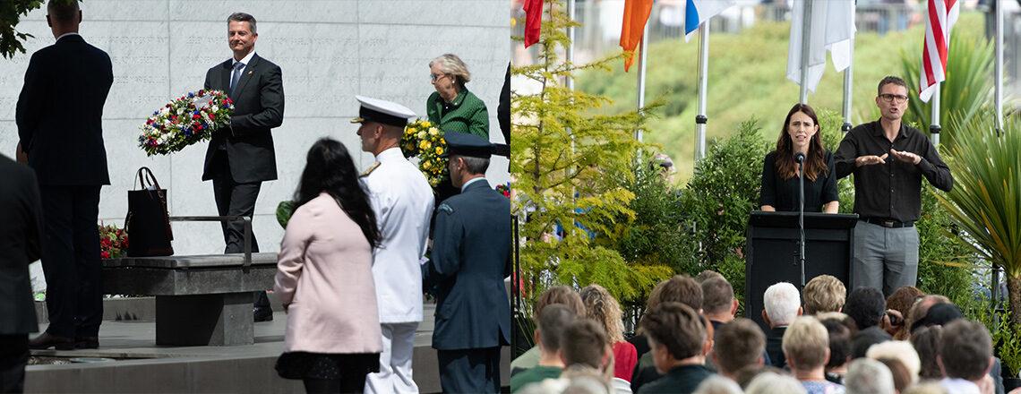 The Christchurch Earthquake Anniversary
