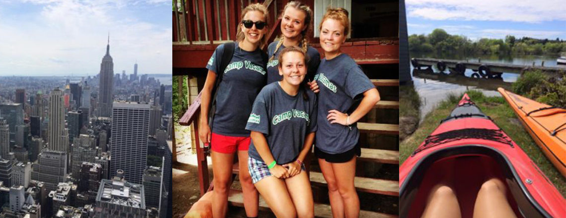 My Summer Camp Experience