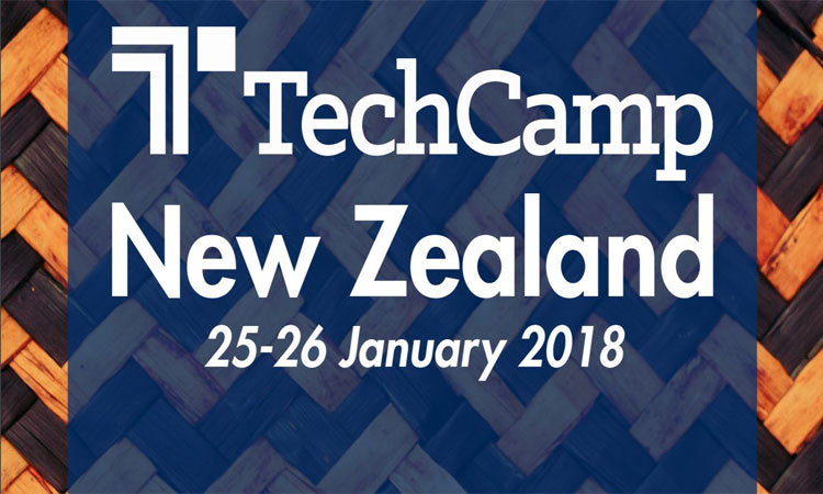 TechCamp NZ.
