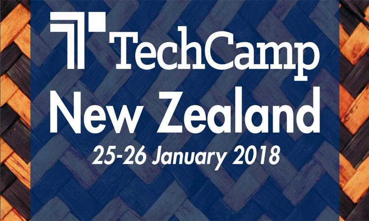TechCamp NZ.