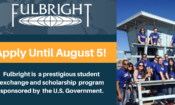 Fulbright Apply Now