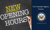 New Opening Hours – U.S. Consular Agency Geneva Blog