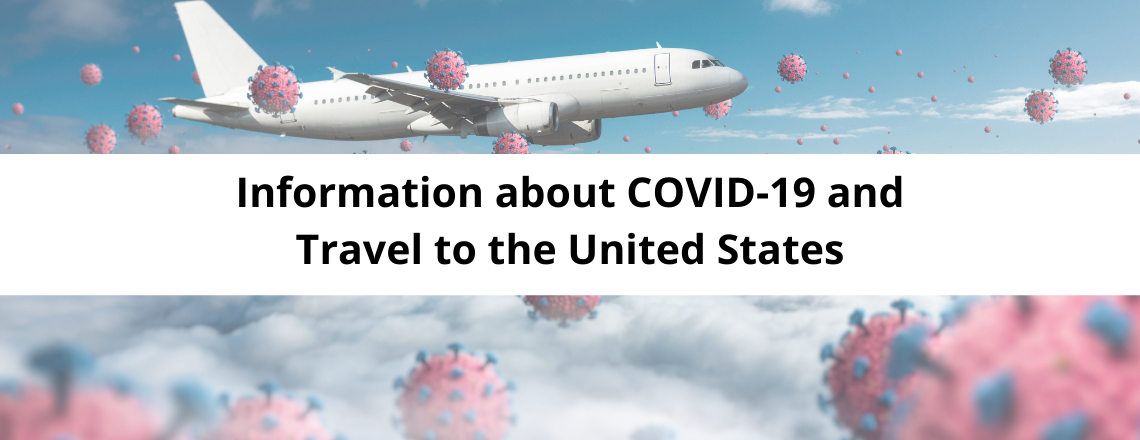 Information about Travel to the United States