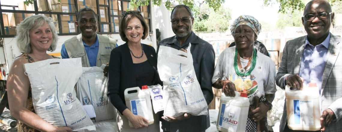 United States Begins Distribution of Food Assistance in Kavango