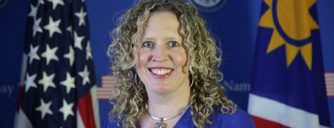U.S. Embassy Namibia Chargé d'Affaires, Jessica Long