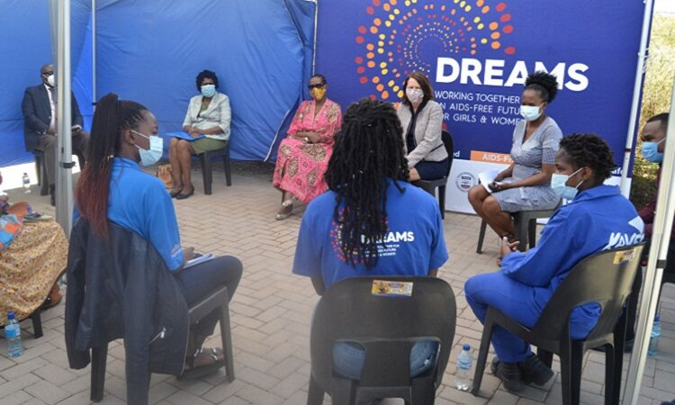 DREAMS Program Visit