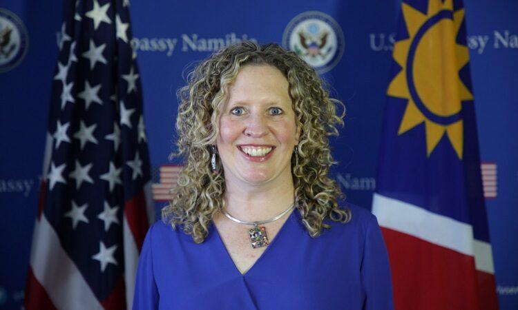 Deputy Ambassador Jessica Long
