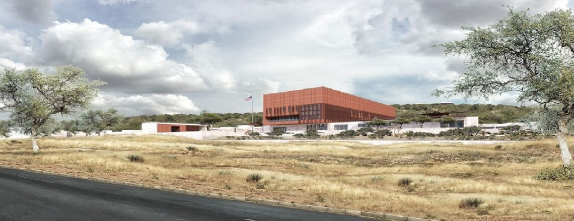 How to Apply for Jobs Building the New U.S. Embassy Campus in Windhoek