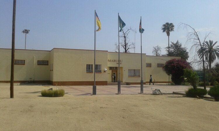 Omararu Correctional Facility web