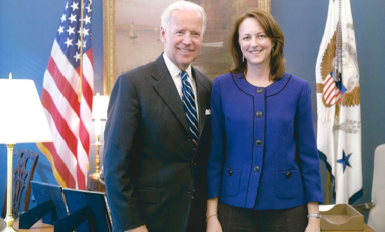 President Biden and Ambassador Johnson
