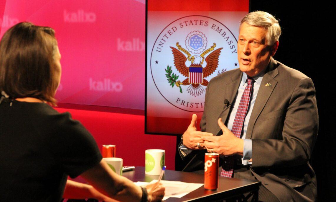 Ambassador Kosnet's Interview with Jeta Xharra, September 14, 2021