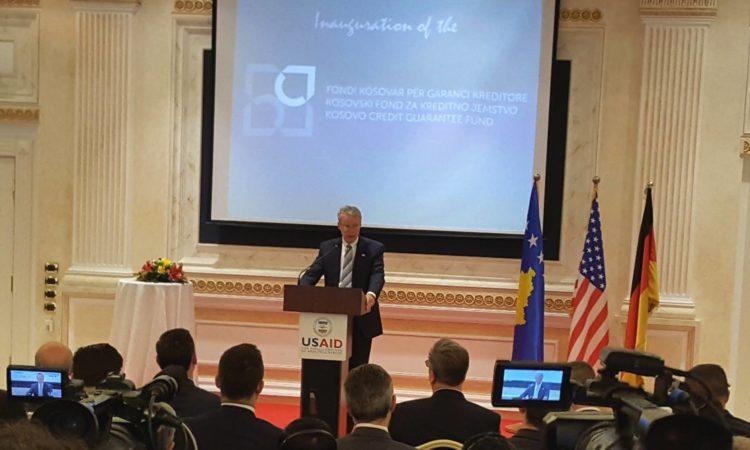 Kosovo Credit Guarantee Fund