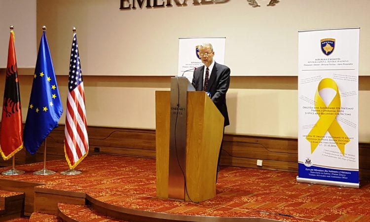 Nedelje prava žrtava krivičnih dela na Kosovu