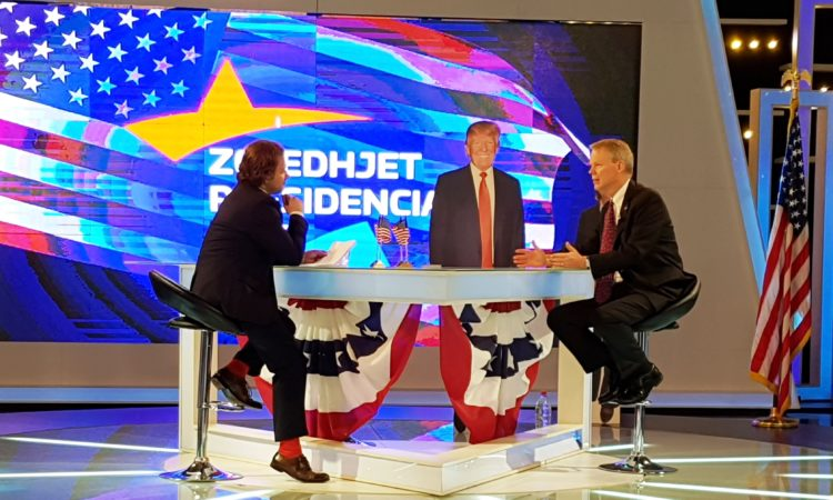 Ambassador Delawie's Post-Election Interview with Klan Kosova November 09, 2016