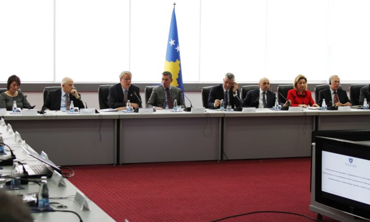 Ambassador's Remarks Consultative Meeting on the establishment of the Commission for Truth and Reconciliation