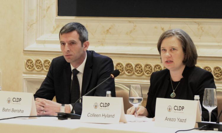 Chargé d'Affaires Colleen Hyland Opening Remarks at the CLDP Workshop on Government Ethics, February 22, 2017