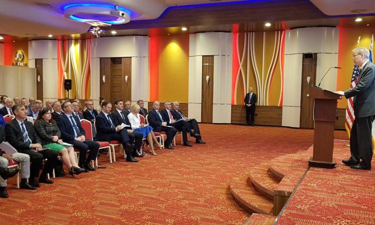 Ambassador Delawie's Remarks at TEAM Launch Event