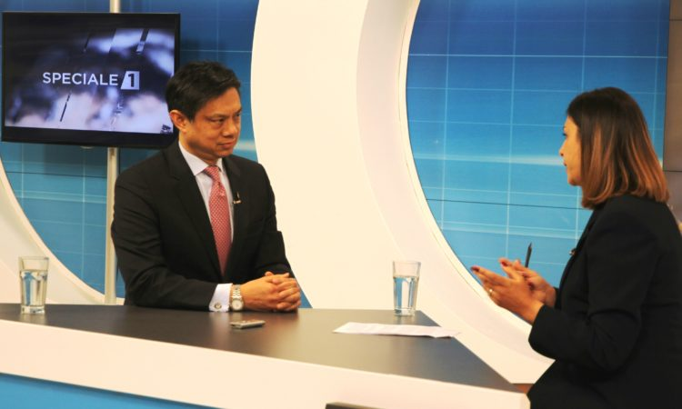 Deputy Assistant Secretary Yee Interview with RTK, March 29, 2017