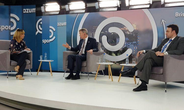 Ambassador Delawie's Interview with Sporazum, March 15, 2017