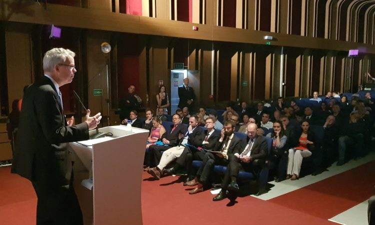 """Ambassador Delawie's Remarks at the Launching of Dig Data (a.k.a. """"Kosovo Open Data Challenge""""),July 13, 2018"""