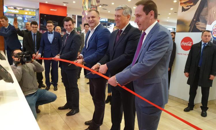Ambassador Kosnett Remarks for Burger King Official Opening
