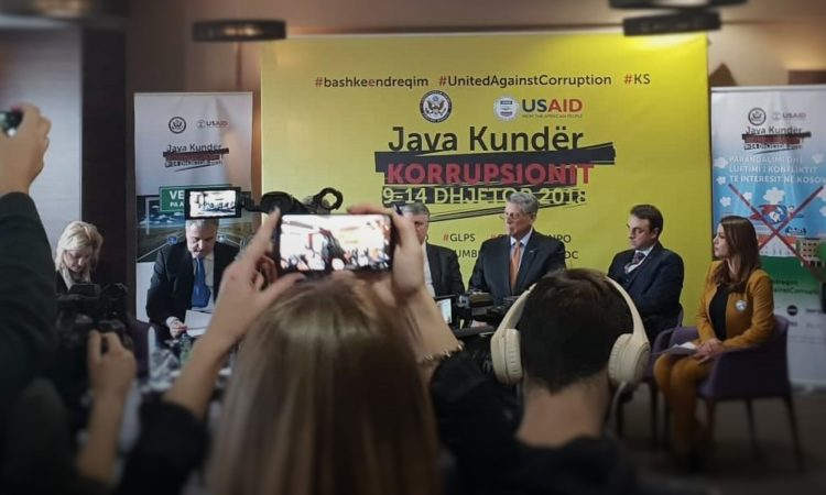 Anti Corruption Kick-Off Conference