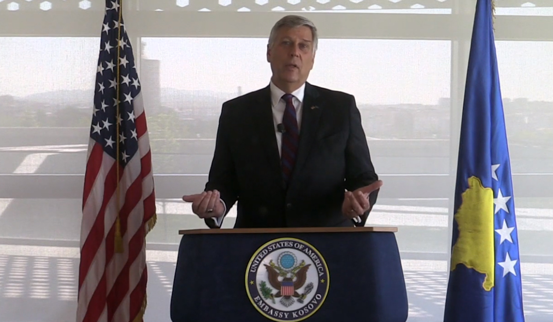 Ambassador Kosnett