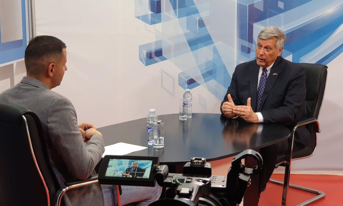 Ambassaor Kosnett's Interview to RTV Puls Nov. 13, 2019