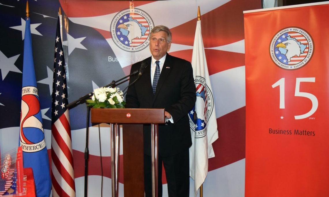 USA – Kosovo Partnership Award Reception