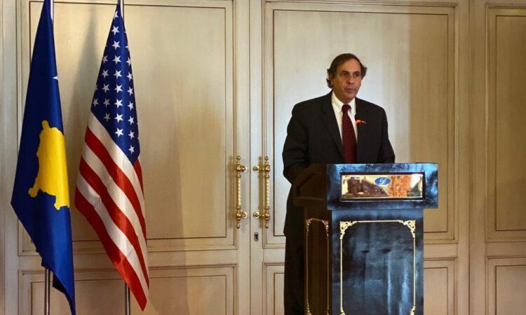 Chargé d'Affaires, a.i. Nicholas J. Giacobbe