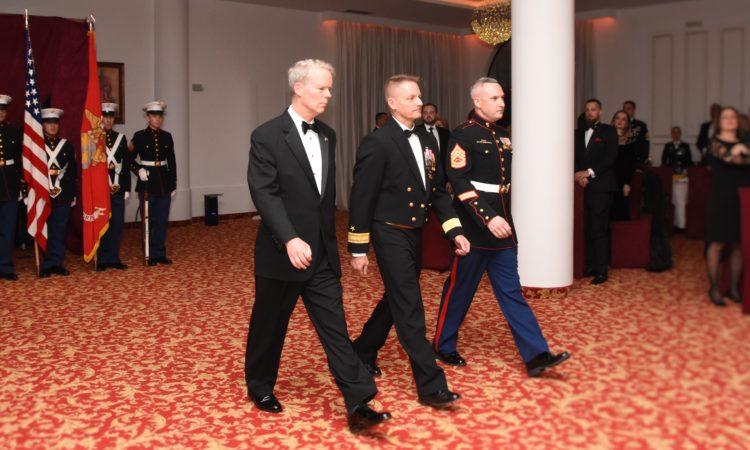 Marine Corps Ball 2017
