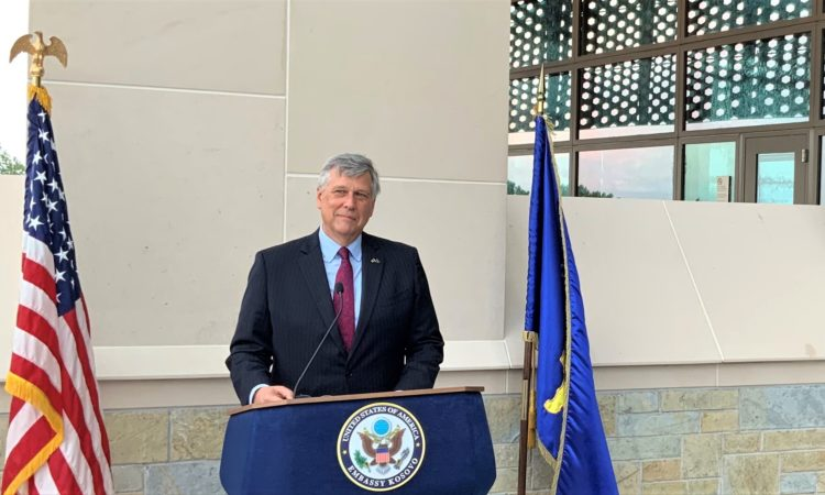 Ambassador Kosnett's Remarks at the Dedication of the New U.S. Embassy