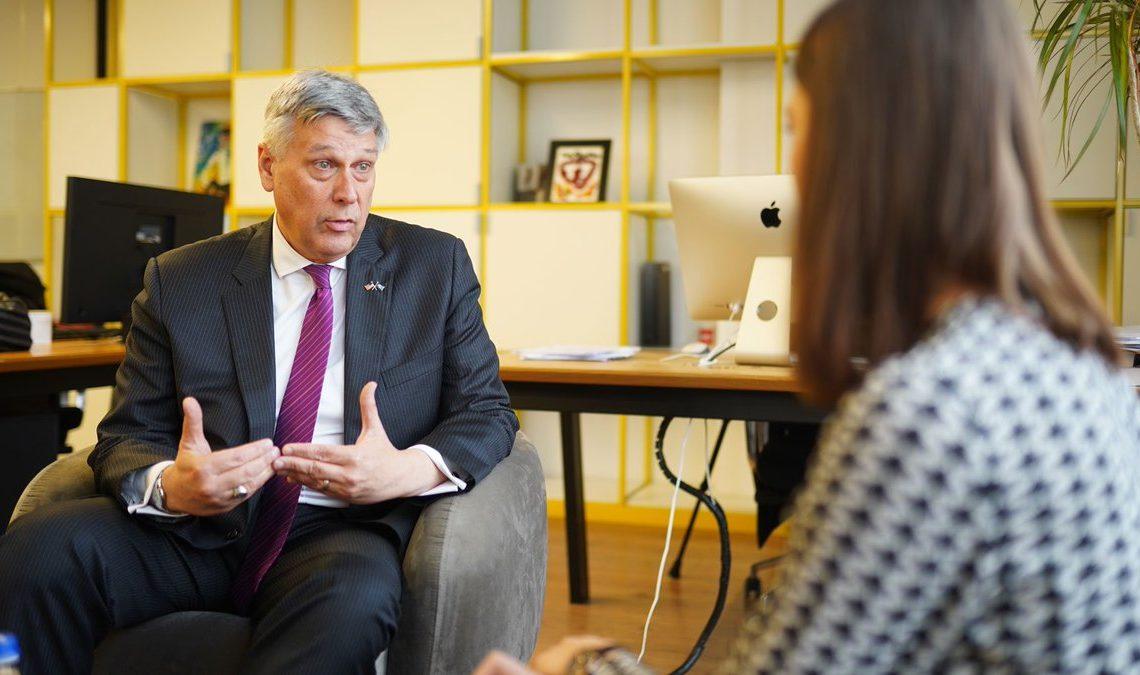 Interview with Gazeta Express