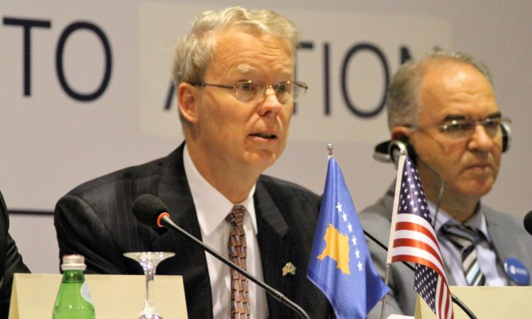 Ambassador Delawie
