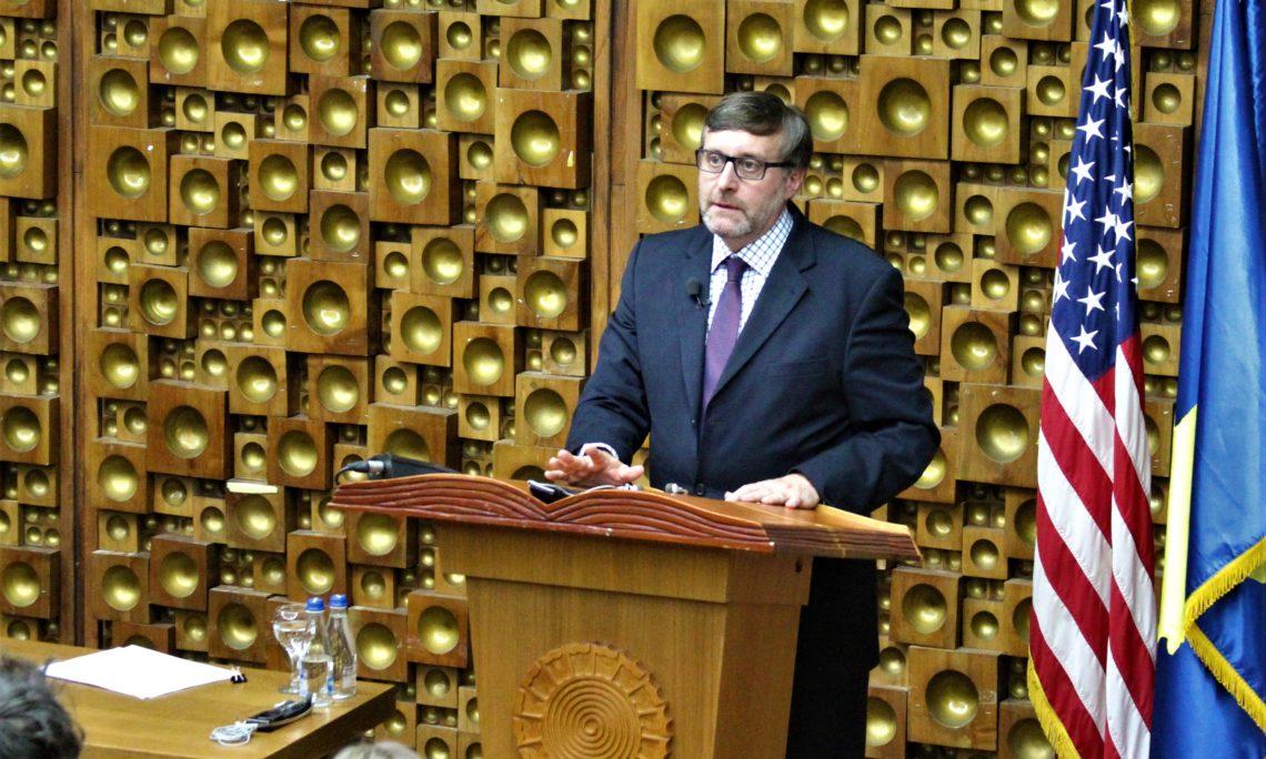 Special Representative for the Western Balkans Deputy Assistant Secretary Matthew Palmer