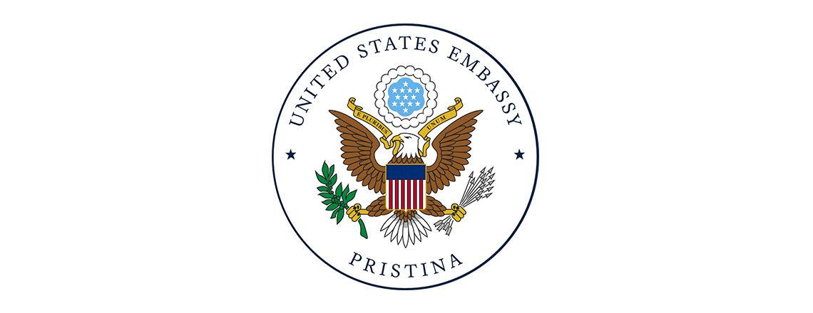 Deklaratë nga ambasada SHBA-së në prishtinë