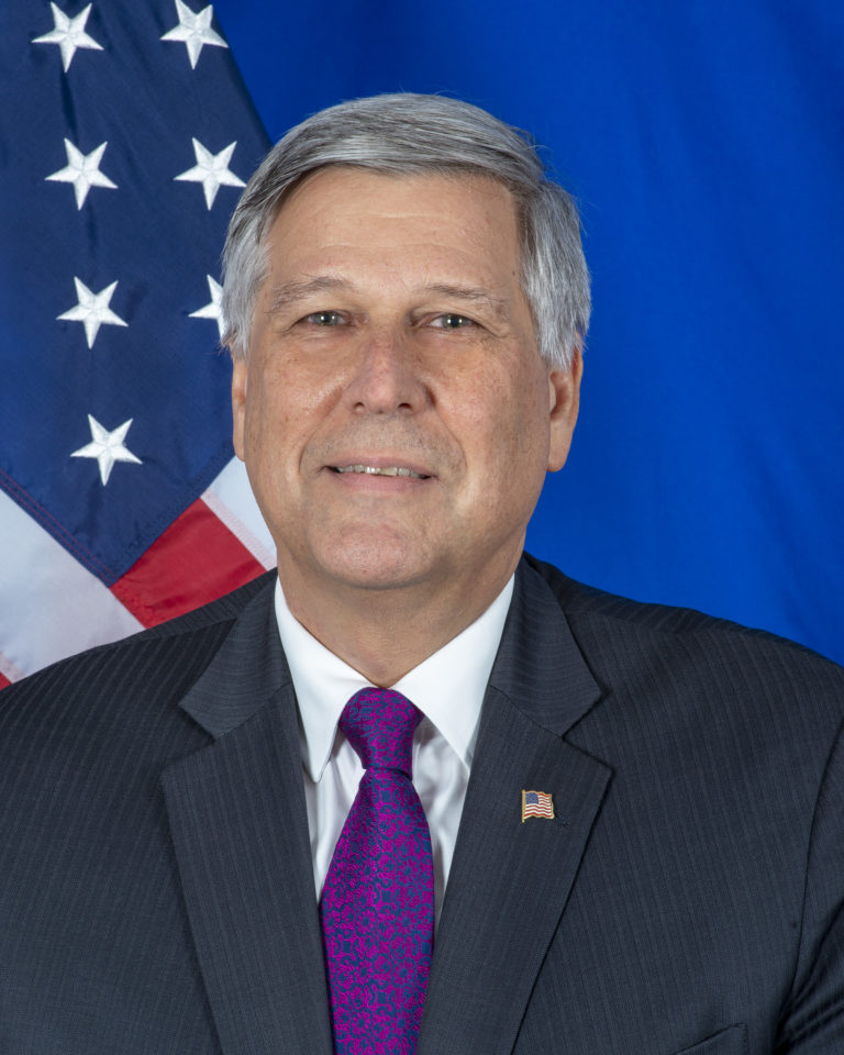 Photo of Ambassador Philip S. Kosnett