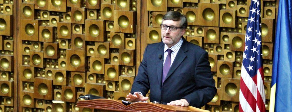 Specijalni predstavnik za Zapadni Balkan Metju Palmer – govor u Prištini
