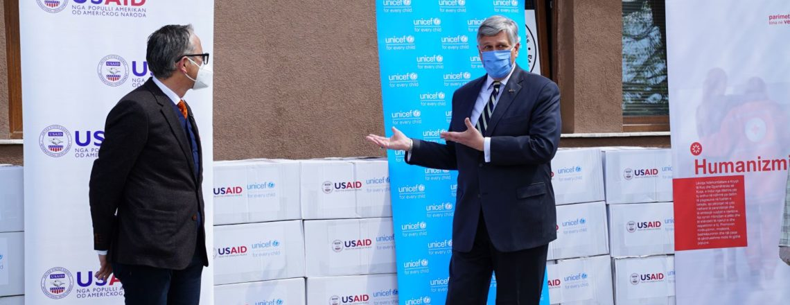 USAID AND UNICEF ENSURE ADDITIONAL SUPPORT FOR FAMILIES IN NEED DURING COVID 19