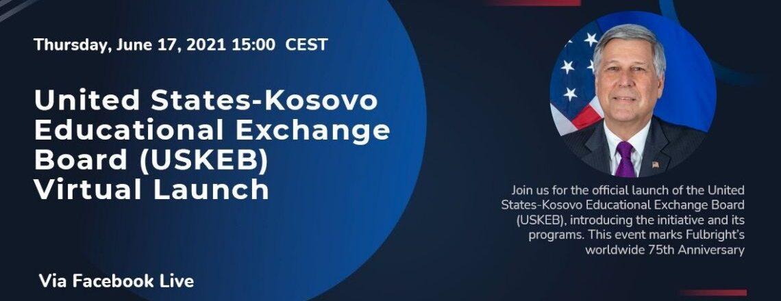 Obraćanje ambasadora Kosneta na predstavljanju Američko-kosovskog odbora za razmenu