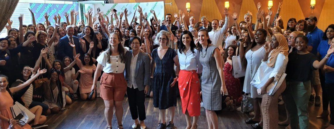 """Svečanost zatvaranja kampa """"Žene u nauci"""" (WiSci Camp)"""