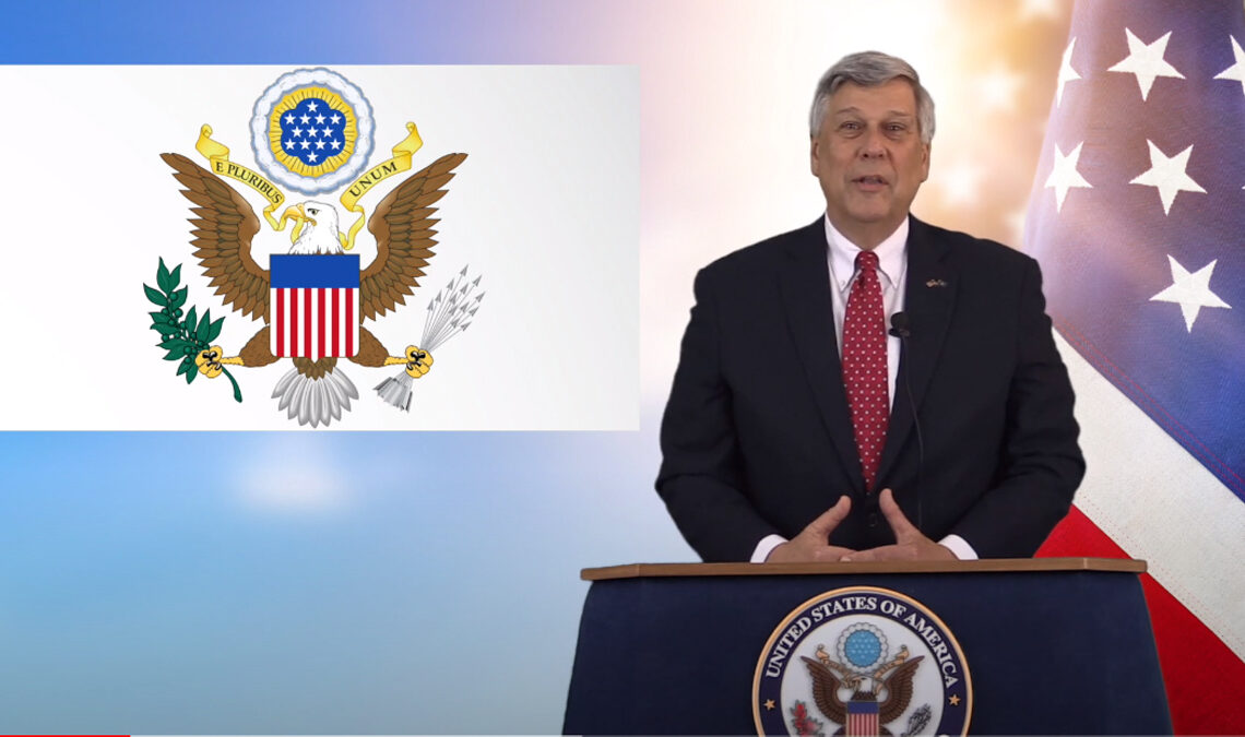 Ambassador Kosnett's Remarks at the U.S. Embassy's 245th Independence Day Virtual Celebration