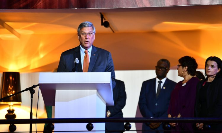 Obraćanje ambasadora Kosneta na konferenciji povodom 20. godišnjice KRCT-a
