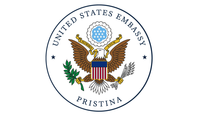 Statement from U.S. Embassy Pristina