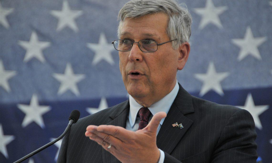 Ambassador Kosnett's Remarks at the July 4th Reception