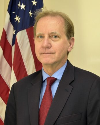 Deputy Chief of Mission Phillip Nelson