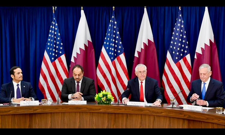 US-Qatar Strategic Dialog 2018