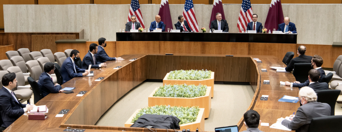 Joint Statement of the Third U.S.-Qatar Strategic Dialogue
