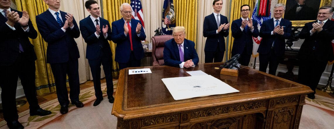 بيان مشترك للولايات المتحدة ودولة إسرائيل والإمارات العربية المتحدة