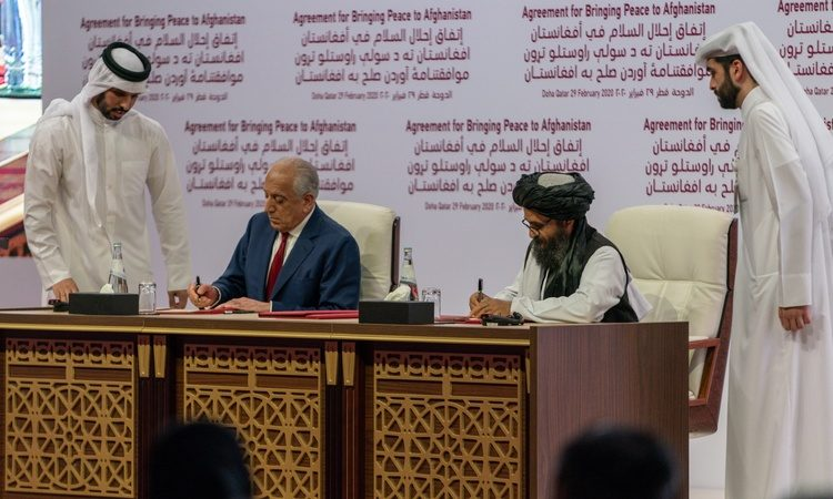 Signing of the Agreement